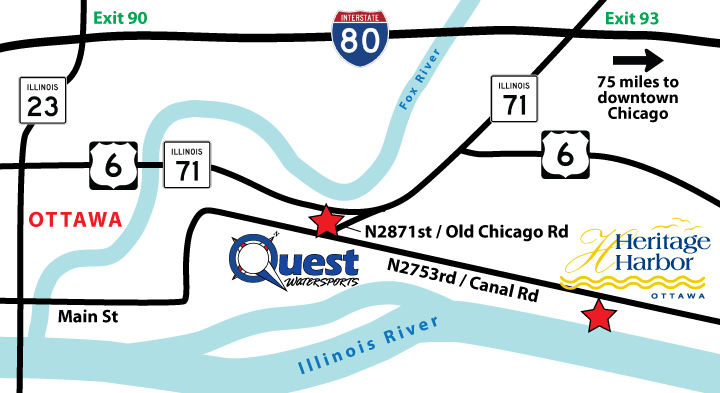 Quest & HHO Map