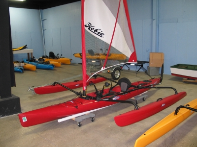 Quest Watersports 2012 Hobie Used Mirage Adventure