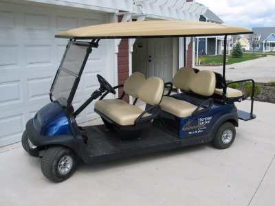 Quest Watersports 2011 Club Car Precedent Limo Search