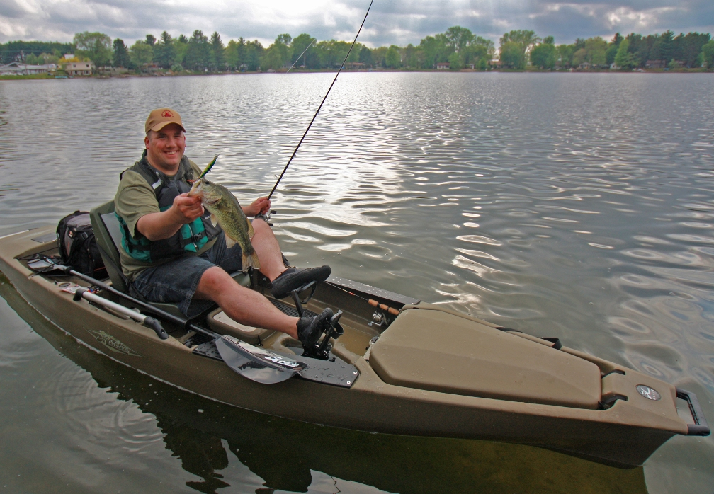 Quest Watersports Kayak Fishing