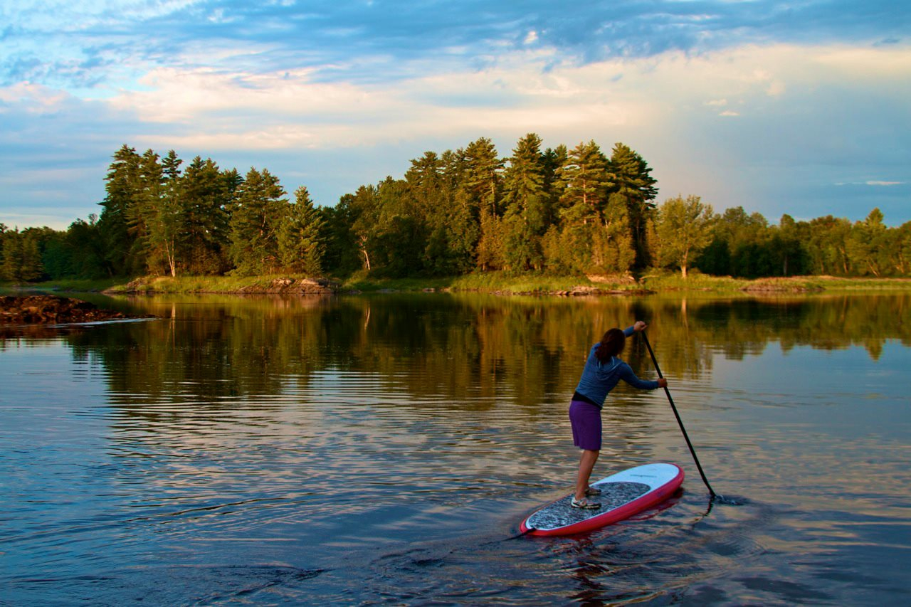 Quest Watersports Stand Up Paddleboarding