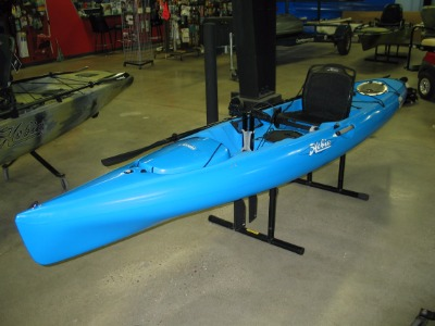 2017 Hobie Used Mirage Revolution 13