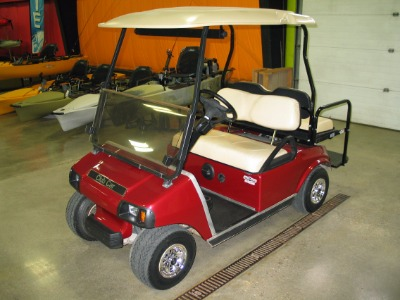 2008 Club Car DS