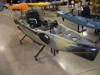 2017 Hobie Used Mirage Outback