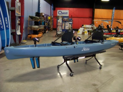 2019 Hobie Used Mirage Compass Duo