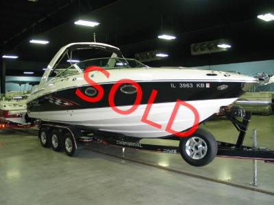 Quest Watersports 2006 Chaparral 285 Ssi Search Pre