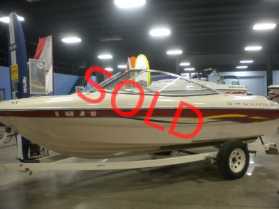 Quest Watersports:: 2001 BAYLINER CAPRI 1950 - Search Pre
