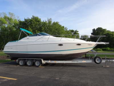 Quest Watersports 1995 Chris Craft 30 Crown Search