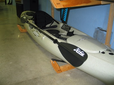 2014 Hobie Used Paddle Series Quest 13